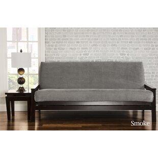 Phenomenal Sierocka Box Cushion Futon Slipcover Machost Co Dining Chair Design Ideas Machostcouk
