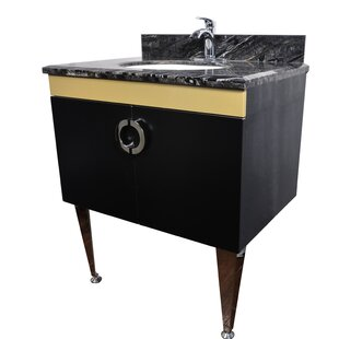 Pedersen 32 Single Bathroom Vanity with Faucet by Bloomsbury Market
