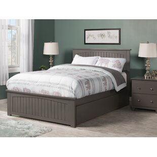 Benites Full Platform Bed With Trundle by Three Posts Modern