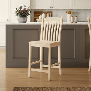 Fane 24'' Bar Stool Birch Lane™ Heritage