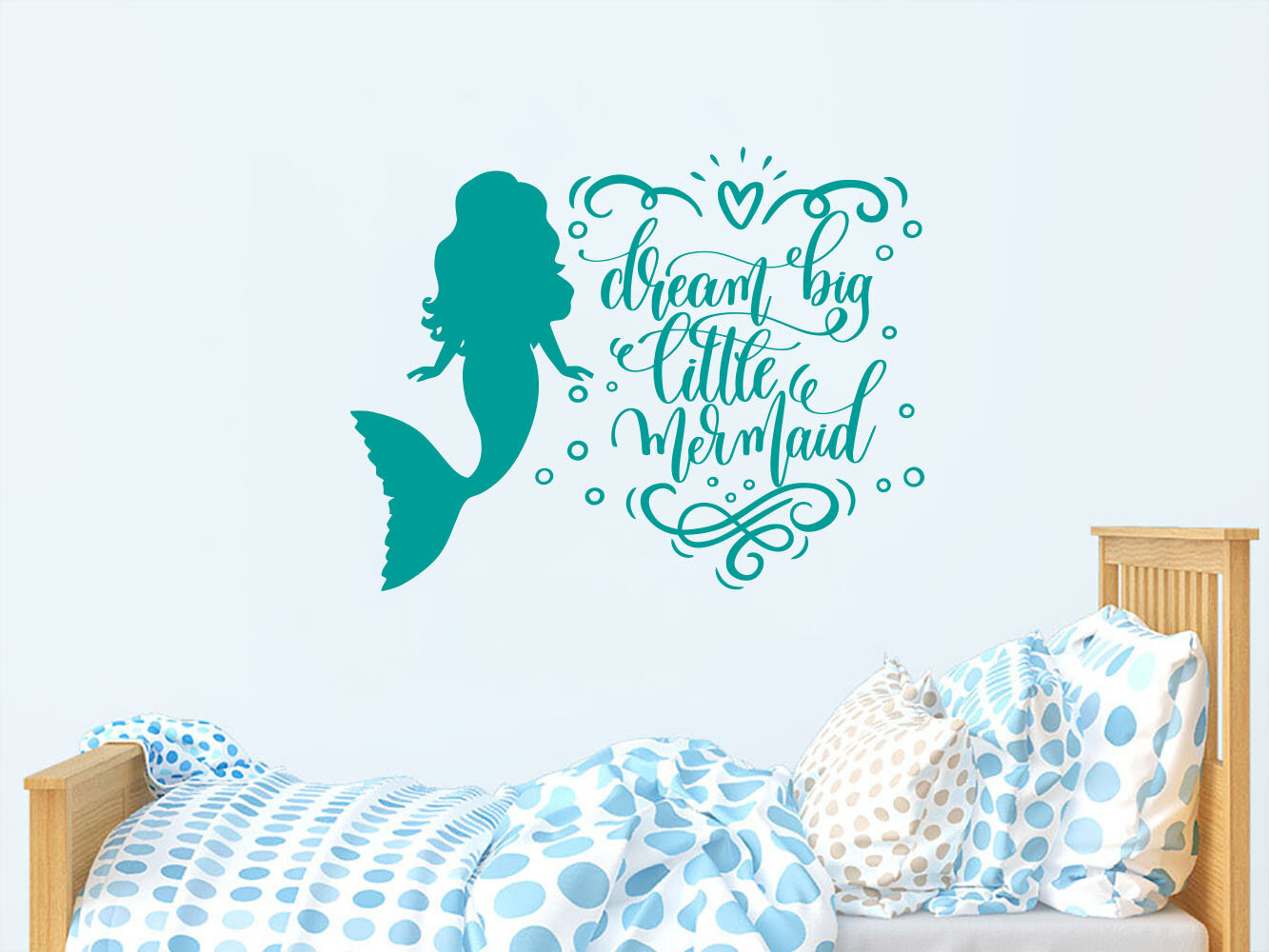 Home Decor 9 X Little Mermaid Vinyl Decal Wine Glass Stickers