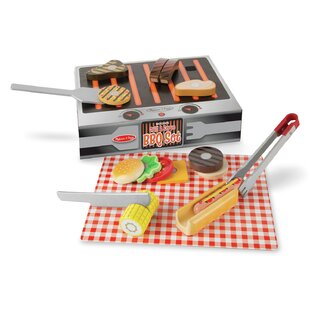 Compare & Buy Grill and Serve BBQ set By Melissa & Doug