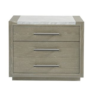 Rimini 2 Drawer Nightstand by Gracie Oaks Today Sale Only