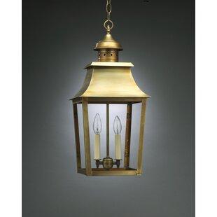 Northeast Lantern Sharon 2-Light Outdoor Hanging Lantern