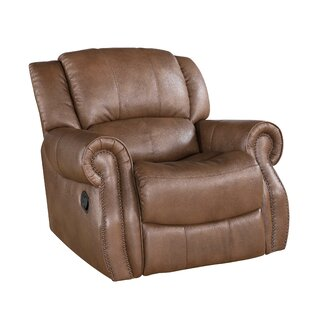 Baynes Manual Recliner Darby Home Co