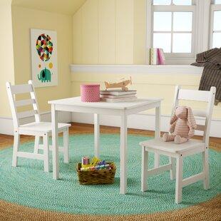 kids playroom table and chairs wayfair rh wayfair com Playroom Storage Playroom Table Ideas