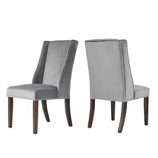 Elmo Wingback Chair (Set of 2)
