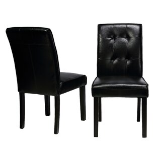 Balboa Upholstered Dining Chair (Set of 2) by Cortesi Home