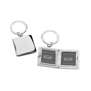 Quadrilo Key Ring By Edzard