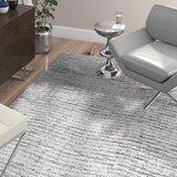Tapis gris et argent: Style - Industriel | Wayfair.ca