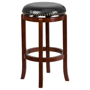 Walmond Backless 30 Swivel Bar Stool DarHome Co