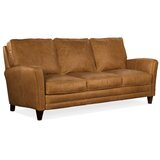 Zion 87 Wide Flared Arm Sofa by Bradington-Young