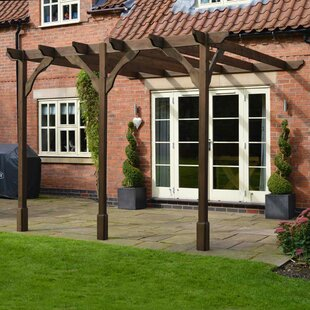 Randi Manufactured Wood Pergola Image