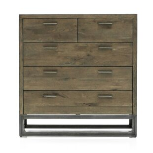Princess 5 Drawer Dresser