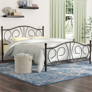 Zinnia Platform Bed by Andover Mills Herry Up