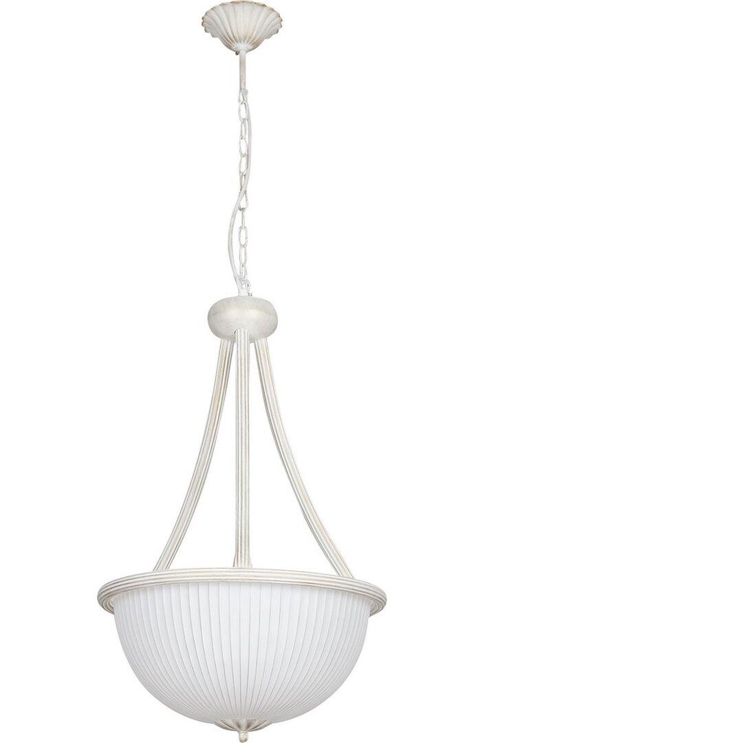 Hammersdale 3 Light Bowl Pendant