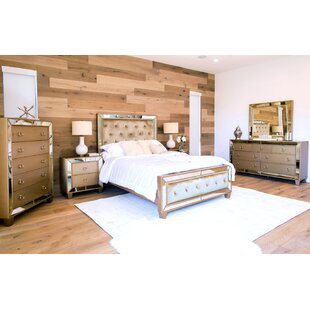 Willa Arlo Interiors Alasdair Platform Configurable Bedroom Set
