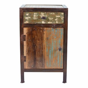 Design Tree Home 1 Drawer Nightstand
