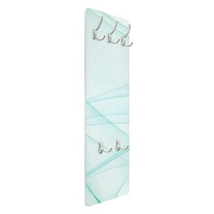 Ice Storm Wall Mounted Coat Rack By Symple Stuff