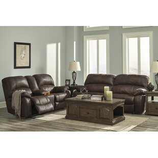 Red Barrel Studio Lindo Reclining Configurable Living Room Set