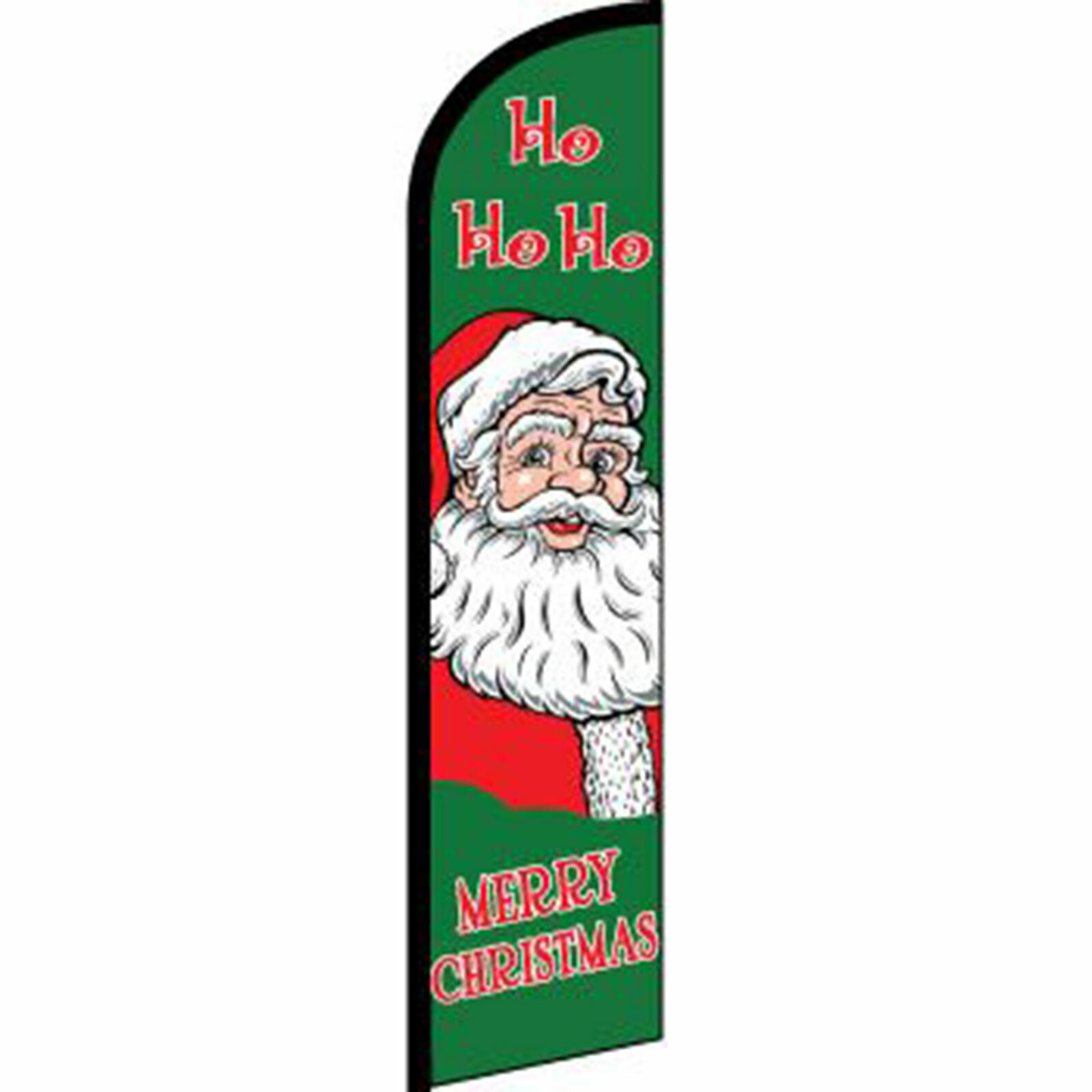 Neoplex Polyester Christmas 138 X 38 In Feather Banner Wayfair
