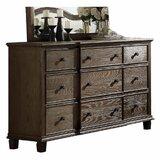 RosaRio 9 Drawer Dresser by Alcott Hill®