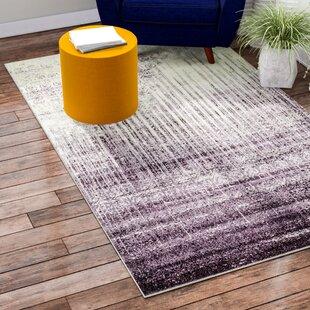 Dungan Purple Area Rug