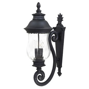 Newport 3-Light Outdoor Sconce