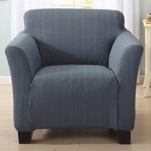 living room chair slipcovers. Darla Box Cushion Armchair Slipcover Chair Slipcovers You ll Love  Wayfair