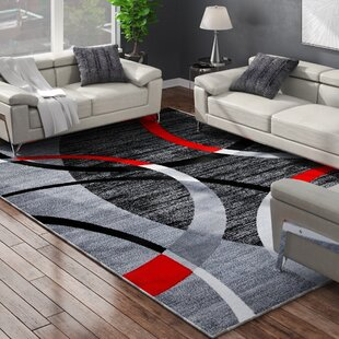 Buying Cobbett Abstract Gray/Black Area Rug ByOrren Ellis