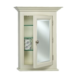 Best Price Wilshire II 25.75 x 30.13 Recessed Medicine Cabinet By Afina