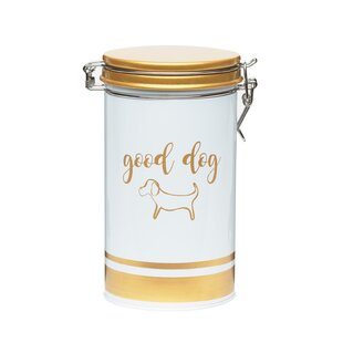 Furbaby Dog 44 qt. Pet Treat Jar