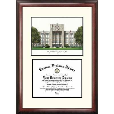11 x 14 Campus Images NC995SG East Carolina University Spirit Graduate Diploma Frame