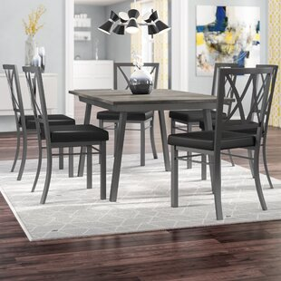 Micheal 7 Piece Extendable Dining Set Latitude Run