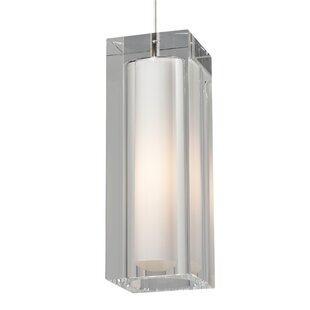 Tech Lighting 1-Light Square/Rectangle Pendant