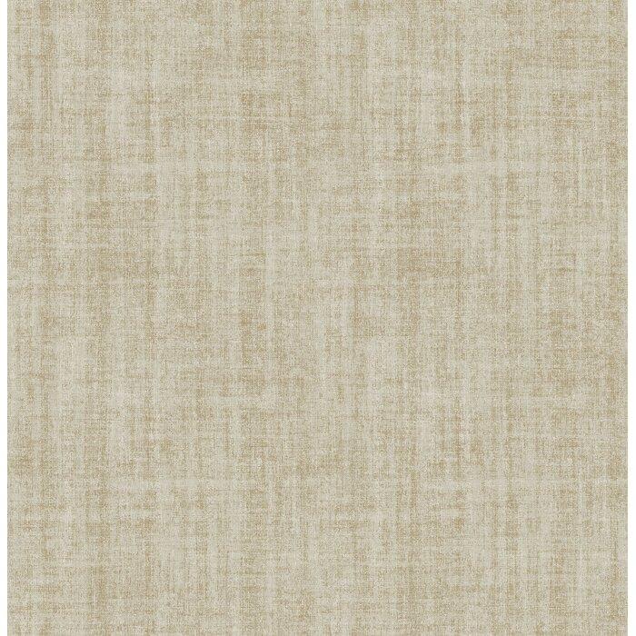 Ramie Linen Peel Stick 5 48m X 52 07cm Wallpaper Roll