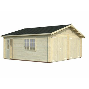 Lockwood 5.9m X 5.3m Garage By Sol 72 Outdoor