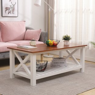 Mandalay 4 Legs Coffee Table with Storage