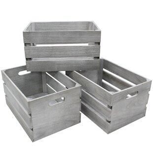 Mini Wooden Crates Wayfairca