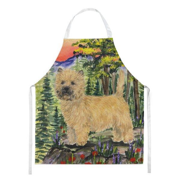 Red Barrel Studio Cairn Terrier Apron Wayfair