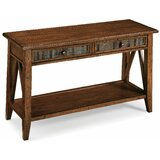 Travion 50 Solid Wood Console Table by Loon Peak®