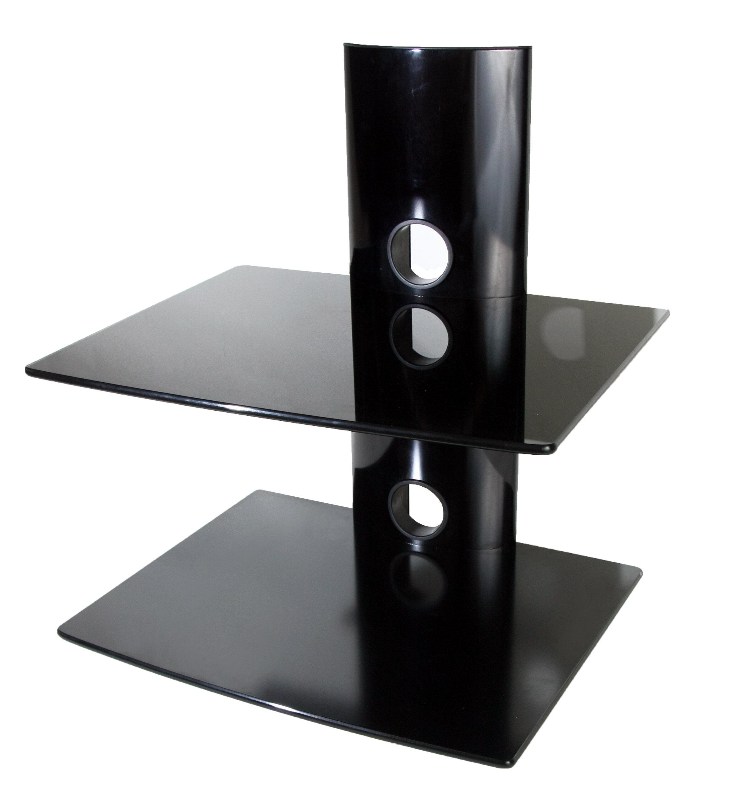 tv mount consoles dvd sky glass game b shelf x for comxuk wall product