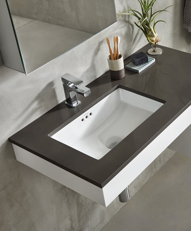 Best Undermount Bathroom Sink Reviews 2018 Top 10 Choices