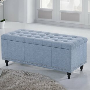 Cairo Storage Ottoman by Charlton Home