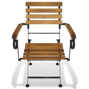 Matthias Folding Garden Chair (Set Of 2) Image