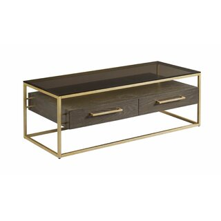 Ansel Coffee Table with Storage by Ivy Bronx SKU:AE686642 Price Compare