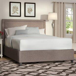 Best Vollmer Upholstered Platform Bed by Red Barrel Studio Reviews (2019) & Buyer's Guide