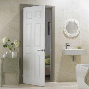 Safe and Sound Solid Wood Internal Door Primed & Solid Wood Internal Doors | Wayfair.co.uk