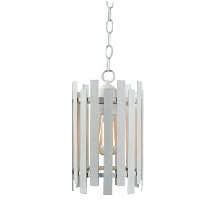 Ivy Bronx Brookline 1-Light Drum Pendant