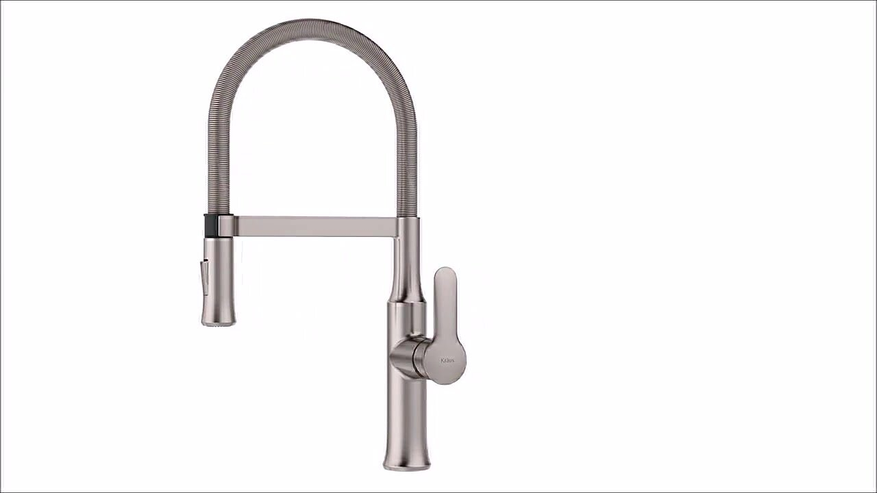 Nola Pull Down Single Handle Kitchen Faucet & Reviews | AllModern